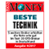 Focus Money - Beste Technik