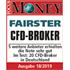 Focus Money Award 2019 - fairster CFD Broker