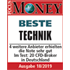 Focus Money Award 2019 - beste Technik